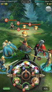 Dimension Summoner Hero Arena 3D Fantasy RPG Mod Apk
