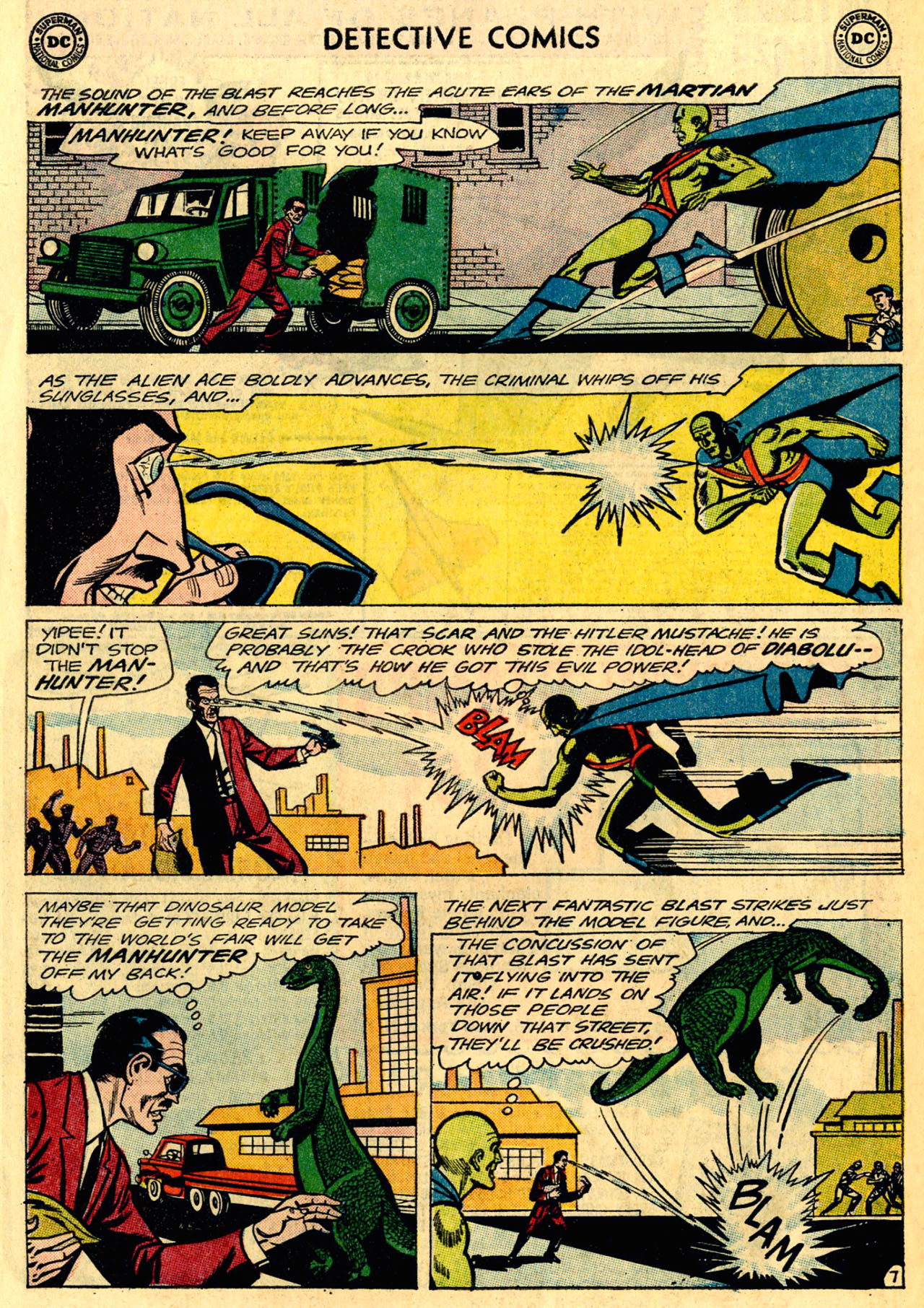 Detective Comics (1937) 326 Page 25