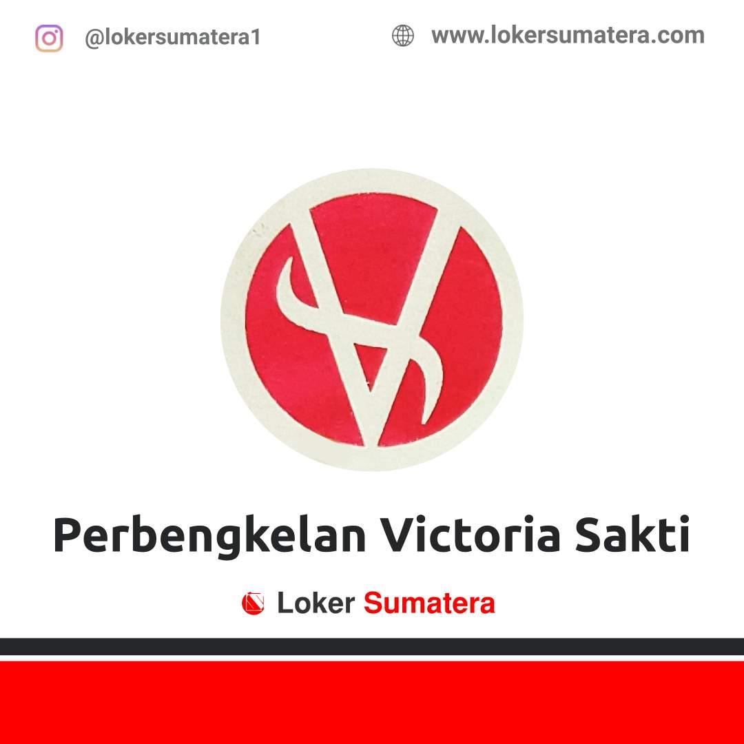 Lowongan Kerja Pekanbaru: Perbengkelan Victoria Sakti September 2020