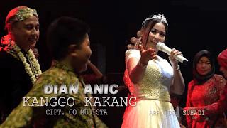 Lirik Lagu Kanggo Kakang - Dian Anic