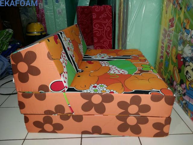 Gambar contoh sofa lipat inoac