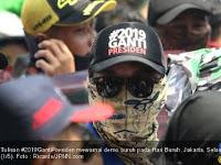 Pemilih PDIP dan Golkar Juga Dukung #2019GantiPresiden