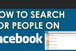 How to Find A Facebook Profile 2019