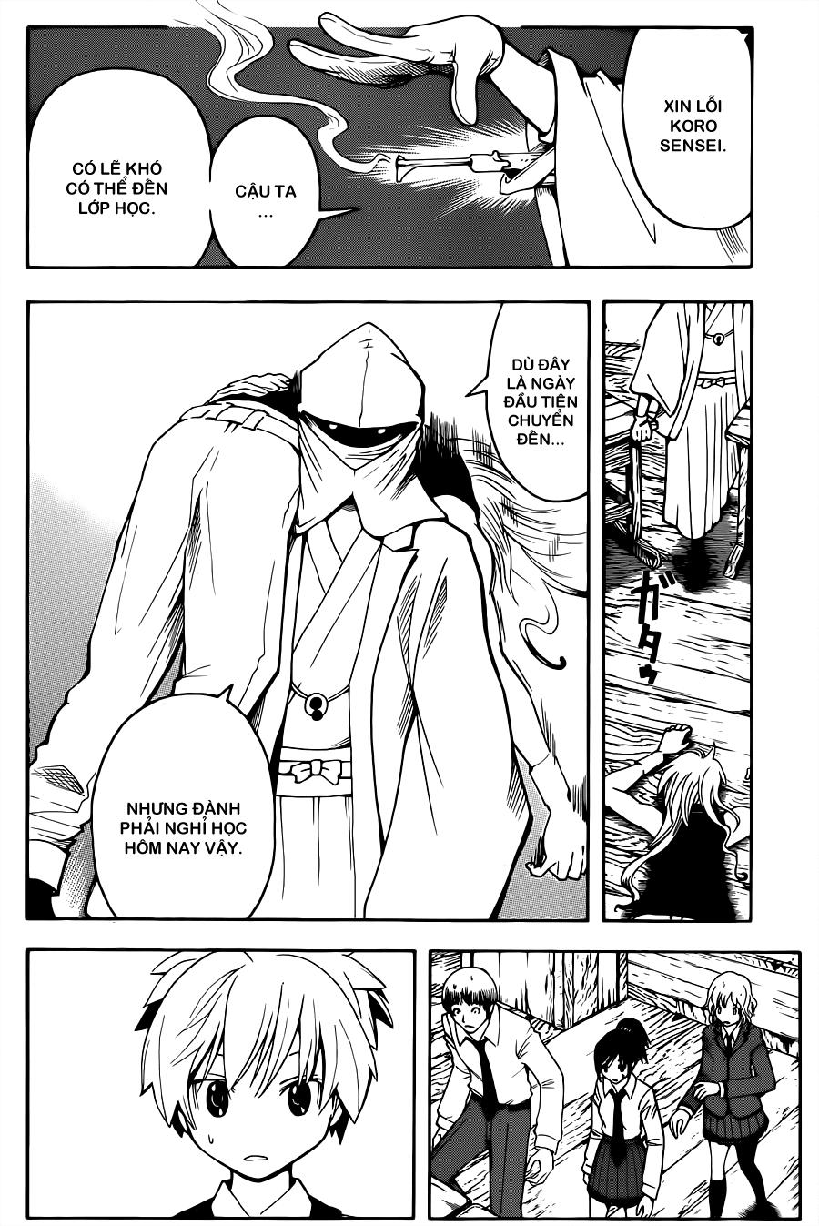 Ansatsu Kyoushitsu chap 32 trang 5