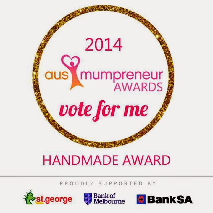 image ausmumpreneur awards 2014 handmade business