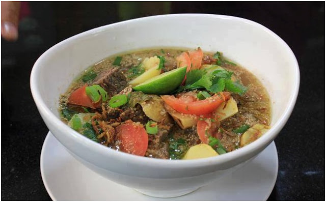 Resep Soto Aceh