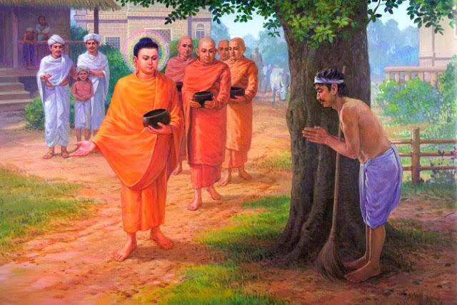 Đạo Phật Nguyên Thủy - Đường Xưa Mây Trắng - Chương 43: Máu ai cũng đỏ, nước mắt ai cũng mặn