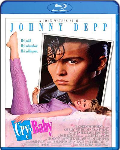 Cry Baby [1990] [BD25] [Latino]