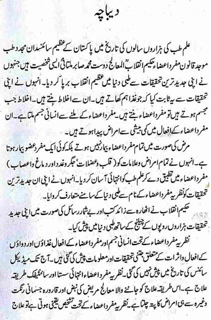 Human body info Urdu