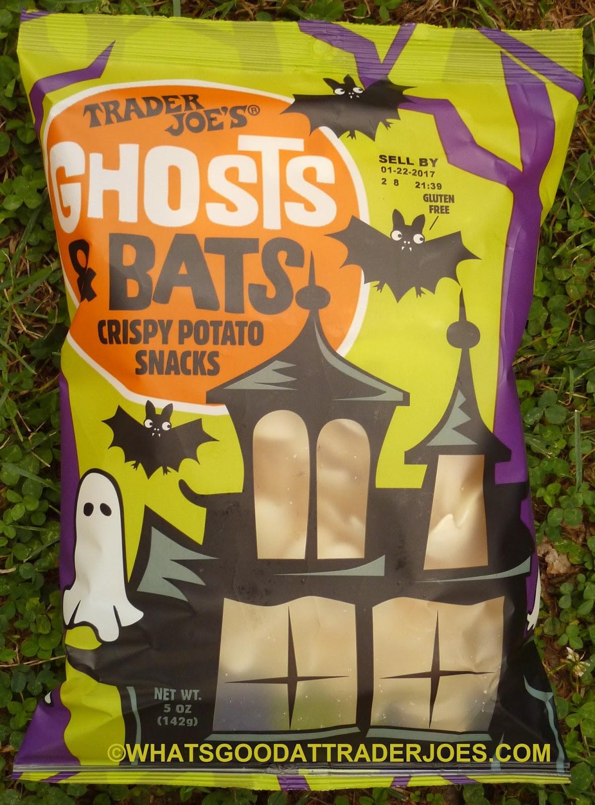 What\'s Good at Trader Joe\'s?: Trader Joe\'s Ghosts & Bats