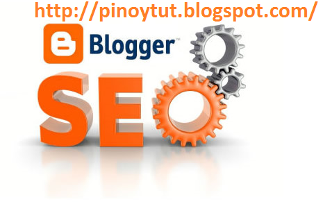 How to use SEO in Blogger