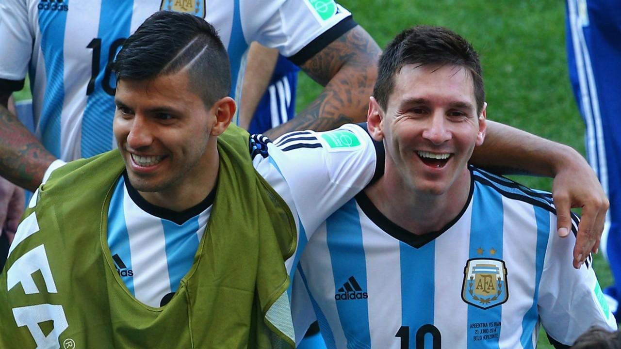 4 Punggawa Vital Argentina di Babak 16 Besar Piala Dunia 2018
