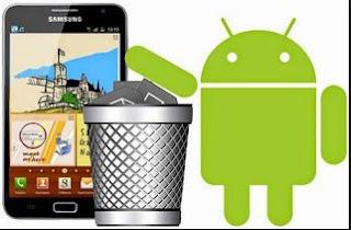 Cara Uninstall Aplikasi Android Dengan Baik dan Benar Sampai Bersih