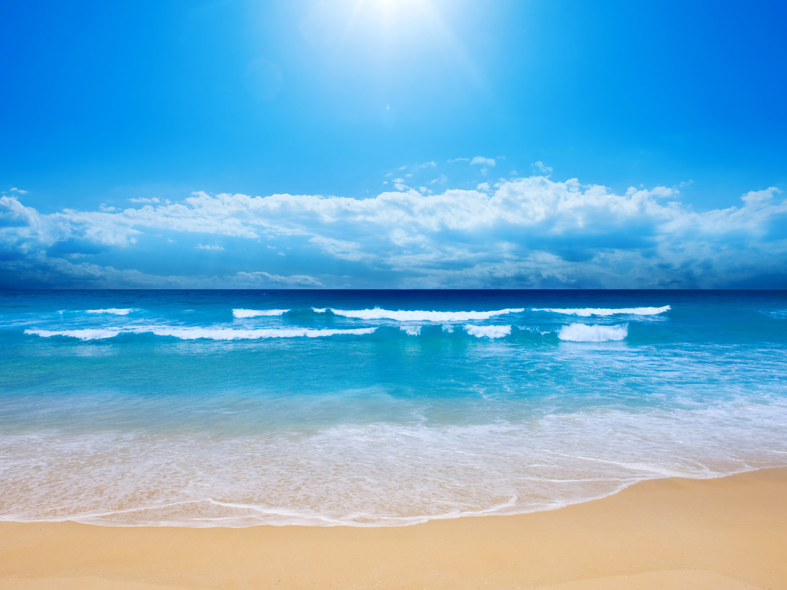 Free Beach Desktop