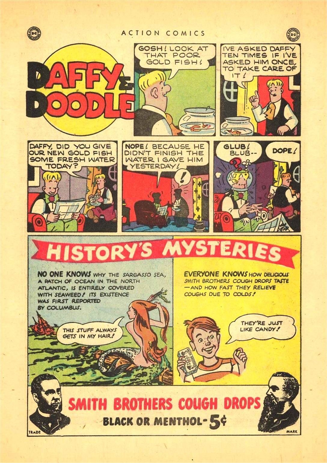 Read online Action Comics (1938) comic -  Issue #92 - 42