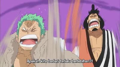 One Piece Episode 607