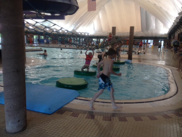 We Had A Great Afternoon At The Sand Hollow Aquatic Center In St George And If You Re Planning Trip To Utah With Kids It S Place