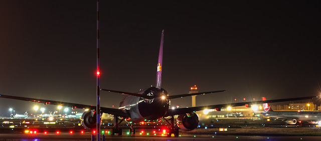 Aircraft Lighting: What do they mean?