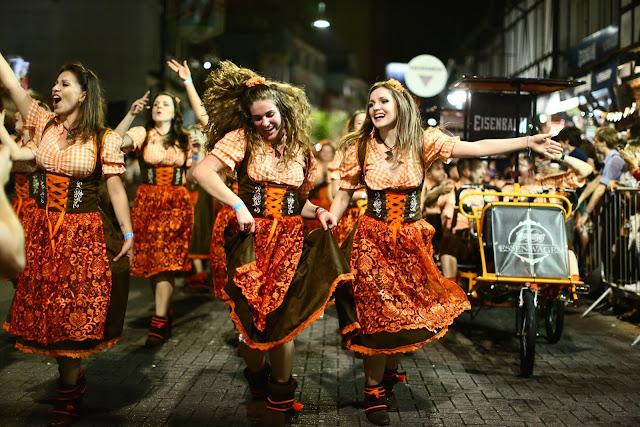 Festa de Blumenau Oktoberfest 2017