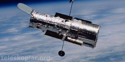 devasa uzay teleskopu hubble