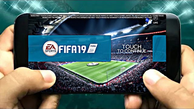 FIFA 19 MOD DLS Classic Android 100 Mb Best Graphics Offline