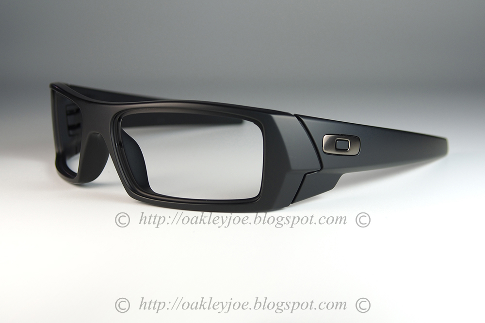 3b5a49b103 Gascan matte black frame only  120 complete Oakley package includes box