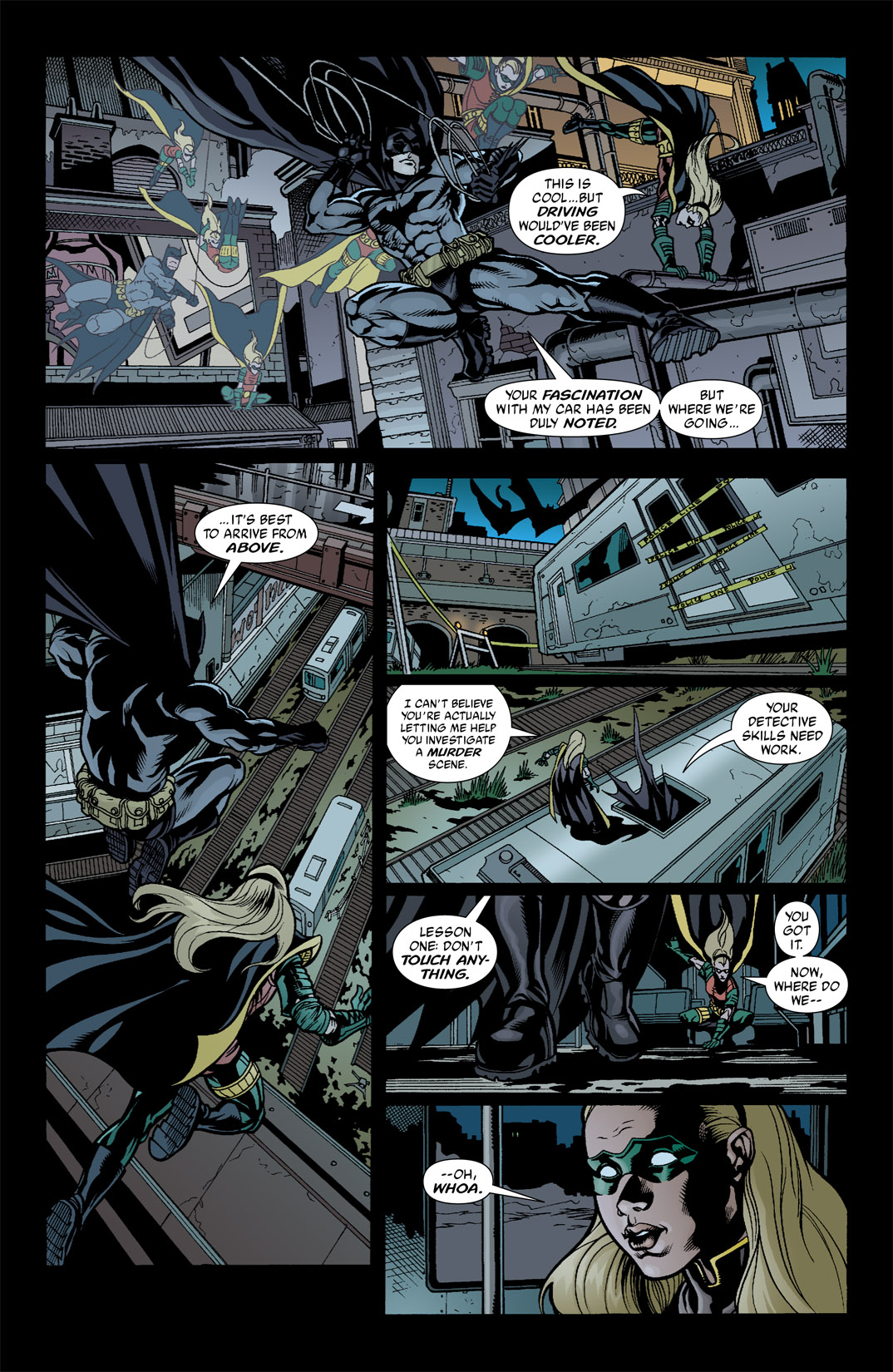 Detective Comics (1937) 796 Page 5