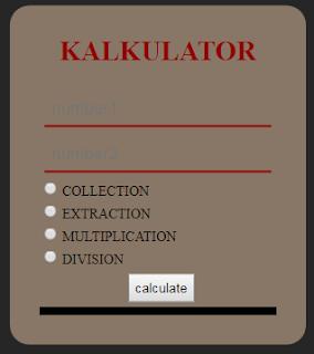 Source Code Program Kalkulator Javascript Multifungsi