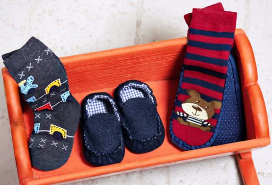 calcetines con suela