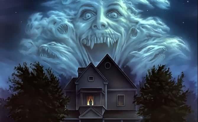 Fantasmas, halloween, brujas