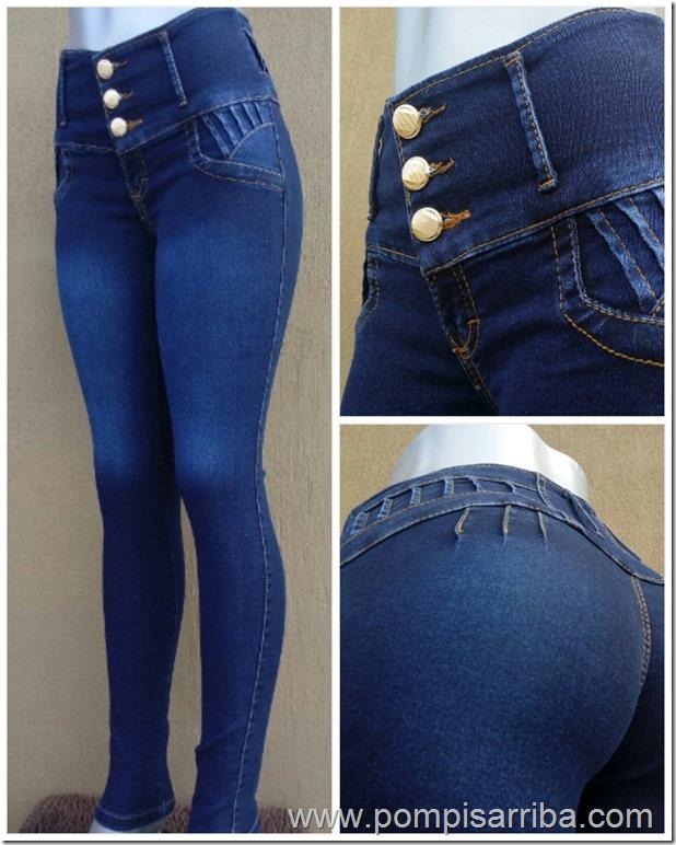 Venta De Jeans Corte Colombiano Pantalon Barato Mayoreo 2019