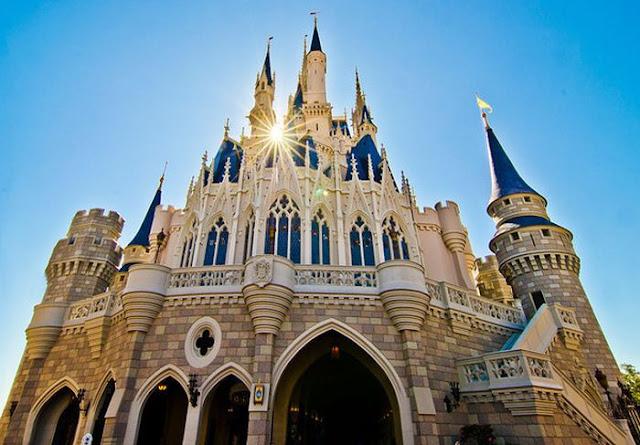 foto istana cinderella di florida