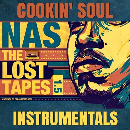 Cookin Soul Release 'Nas: The Lost Tapes 1.5' Instrumentals