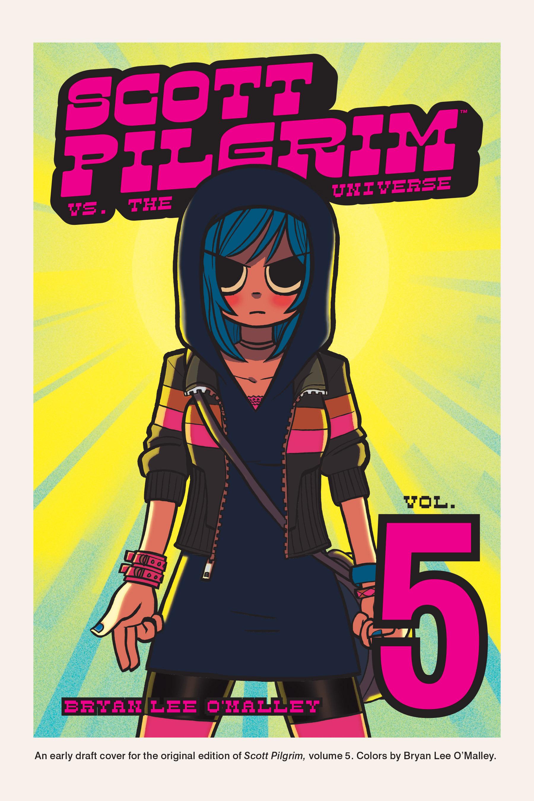 Read online Scott Pilgrim comic -  Issue #5 - 184