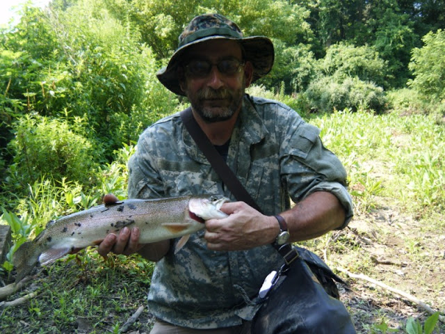Quittie Creek PA Moby Dick 24 Inch Rainbow Trout