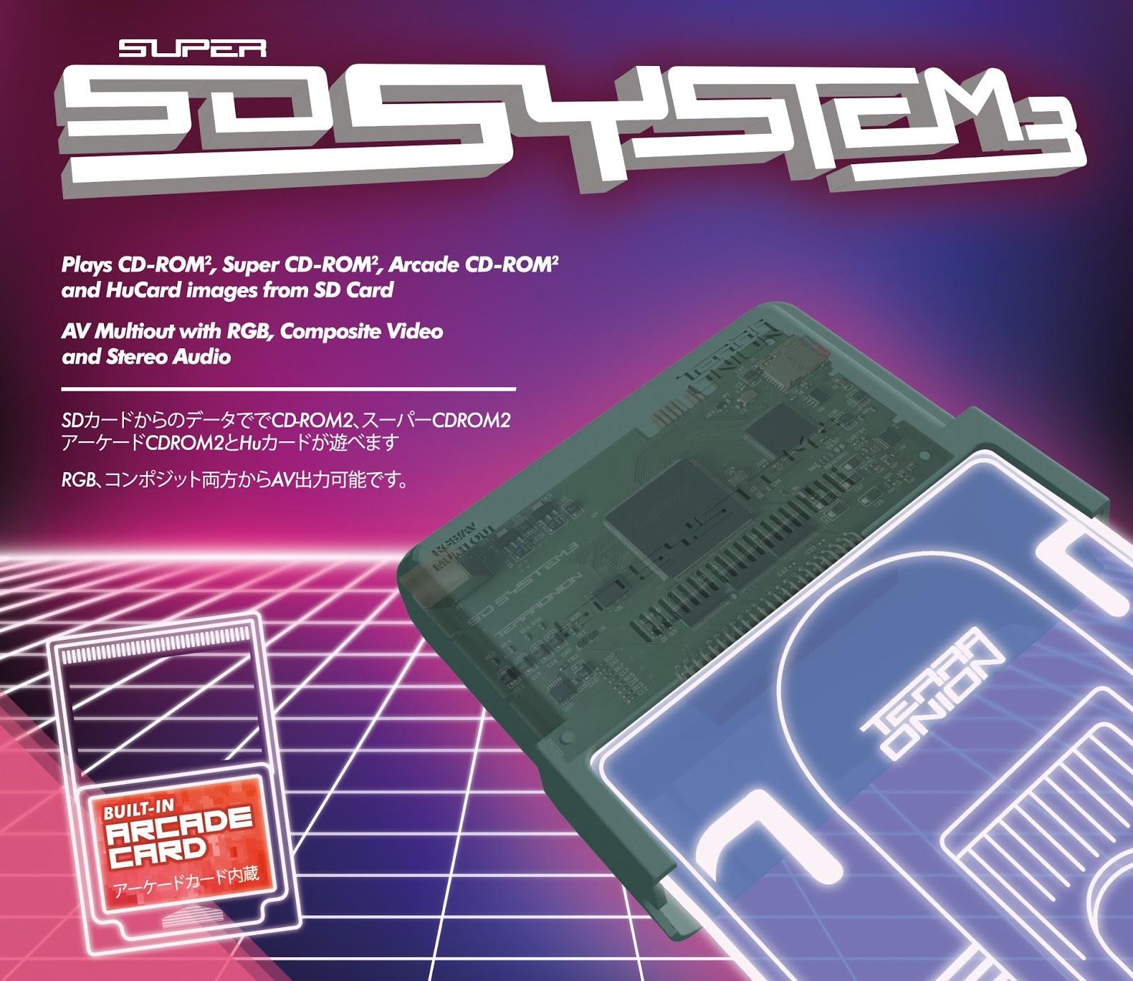 STG News / SHMUP News: Super SD System 3