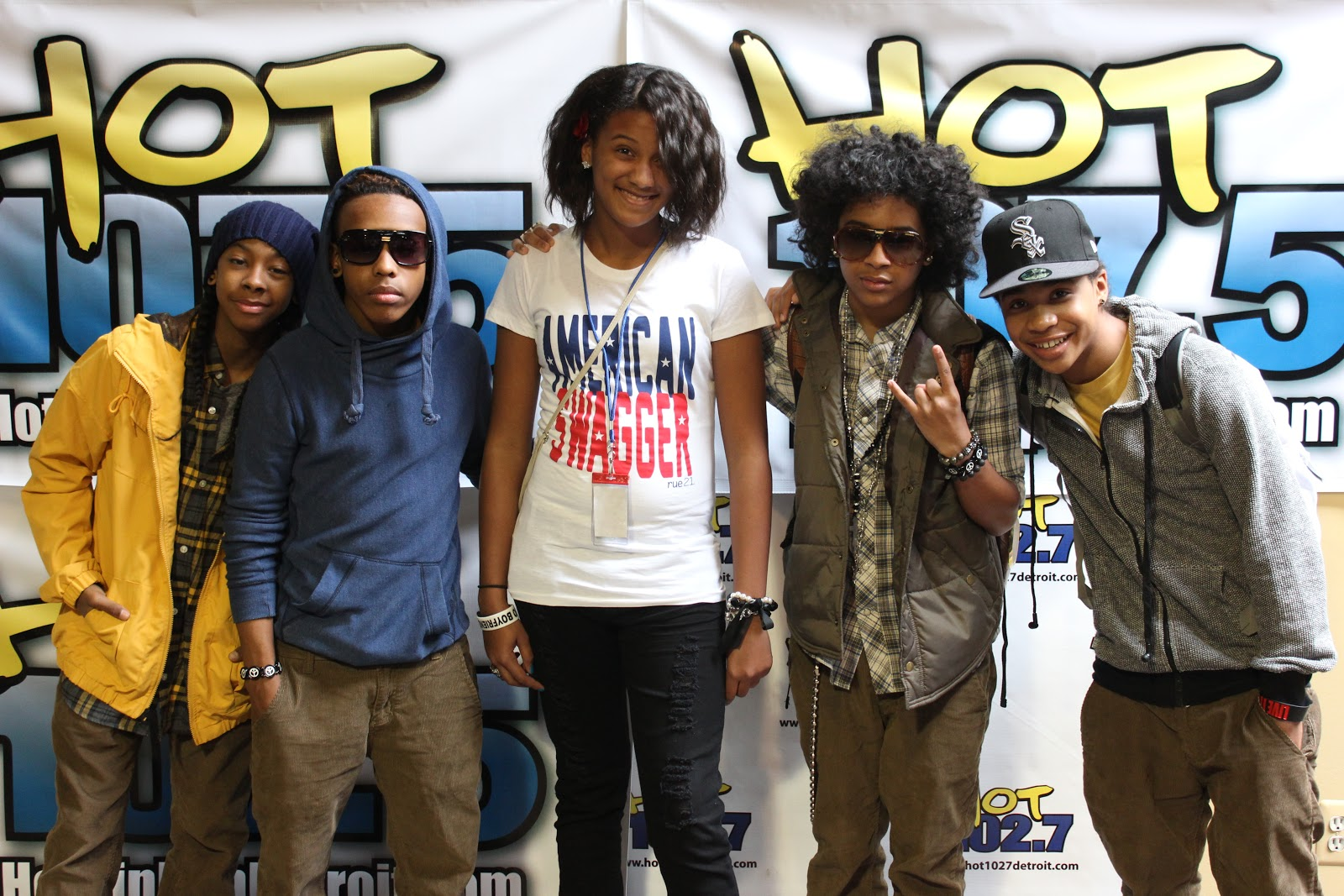 Rumor: Mindless Behavior Replaces Lead Singer Prodigy with ... |Mindless Behavior And Jacob Latimore