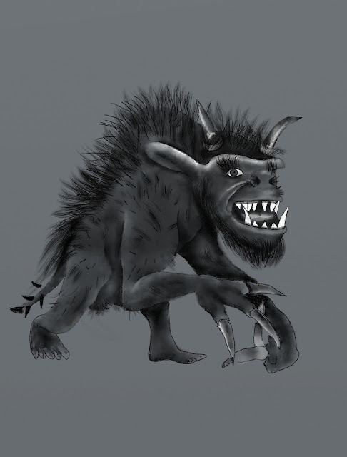 https://pixabay.com/fr/fantaisie-loup-garou-monstre-monster-2658019/