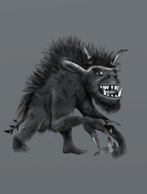 https://pixabay.com/fr/fantaisie-loup-garou-monstre-monster-2658019/