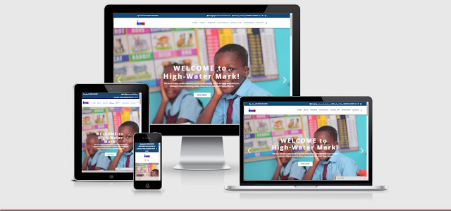 High-Water Mark School Website, Designed By Eagles Technology Solutions
