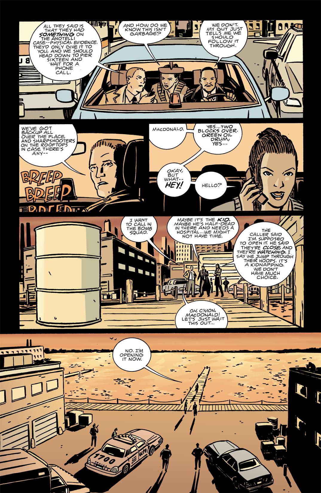 Detective Comics (1937) 769 Page 28