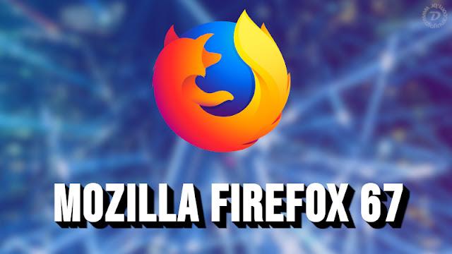 Novo Mozilla Firefox 67 chega prometendo ser no mínimo 40% mais rápido