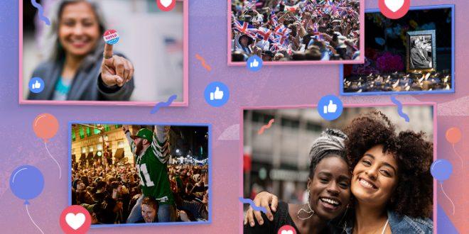 فيس بوك تقدم الفيديو السنوي للمستخدمين