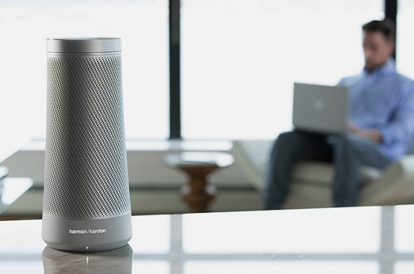 Harman Kardon announces voice-activated Invoke speaker with Microsoft's Cortana digital assistant