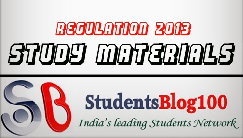ANNA UNIVERSITY REG 2013 CSE 1ST 2NS 3RD 4TH 5TH 6TH 7TH 8TH SEM SYLLABUS