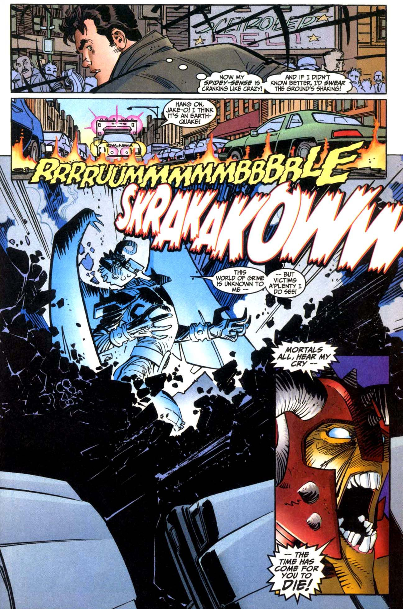 Thor (1998) Issue #8 #9 - English 13