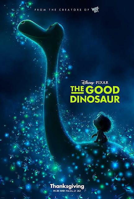 Poster The Good Dinosaur (2015) Full Hindi Movie Download Dual Audio