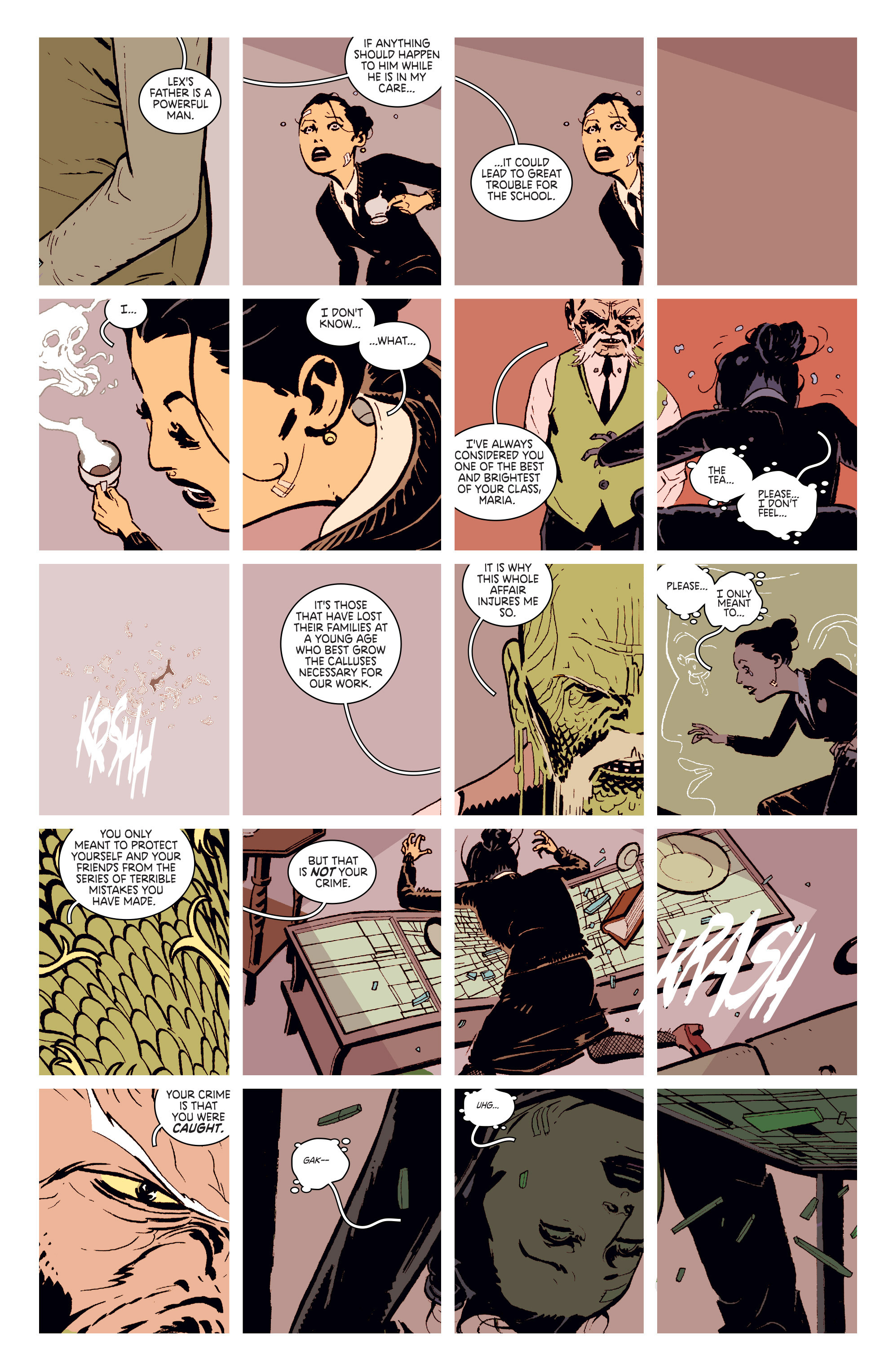 Read online Deadly Class comic -  Issue # _TPB 3 - 48