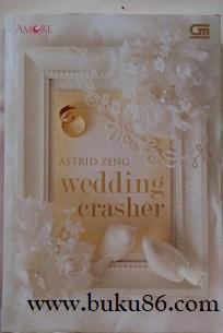 Novel Wedding Crasher Astrid Zeng