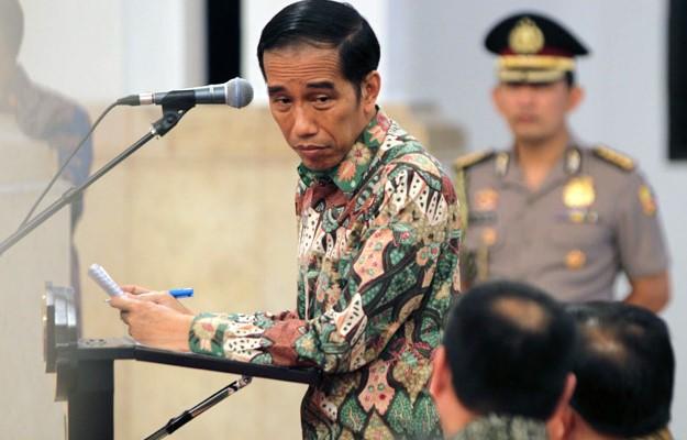 Jokowi : PAN Diundang Tapi yang Ngundang Bukan Saya
